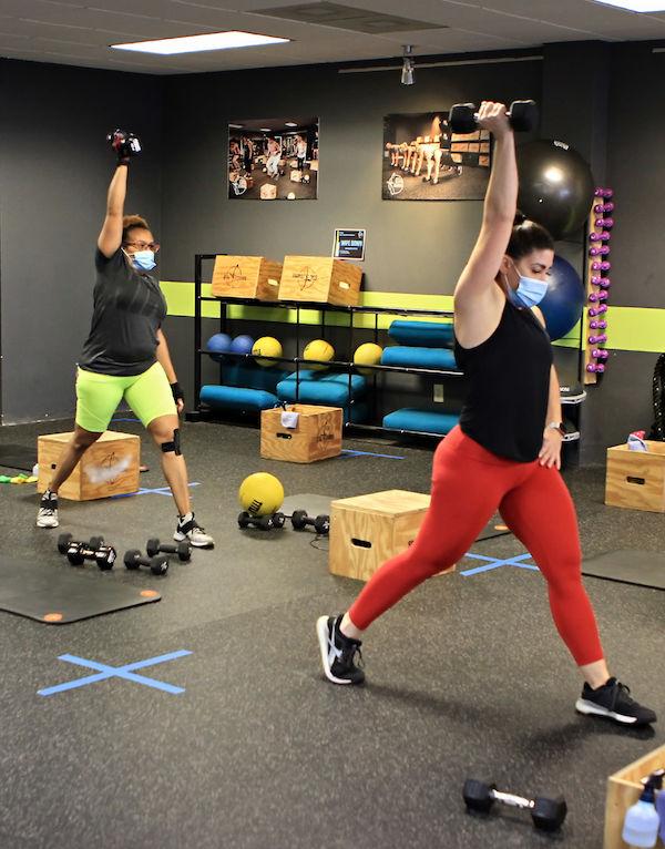 Jumpstart Your Fitness $99