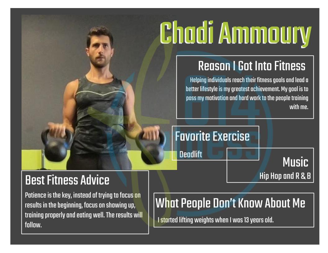 Chadi Ammoury