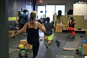 Small Group Fitness Columbus